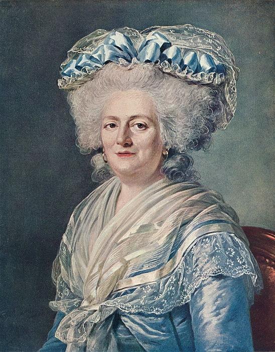 Madame Victoire, 1787 de Adelaide Labille Guiard