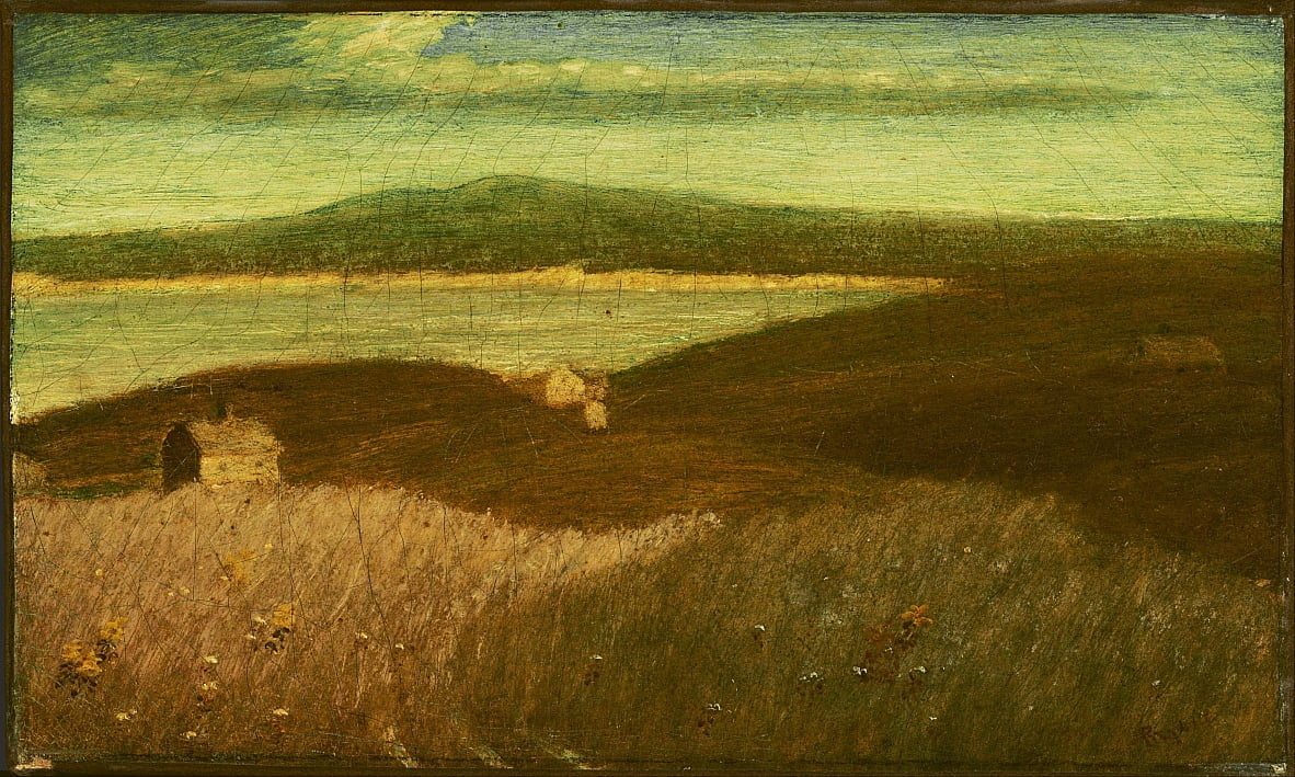 Gay Head - Albert Pinkham Ryder