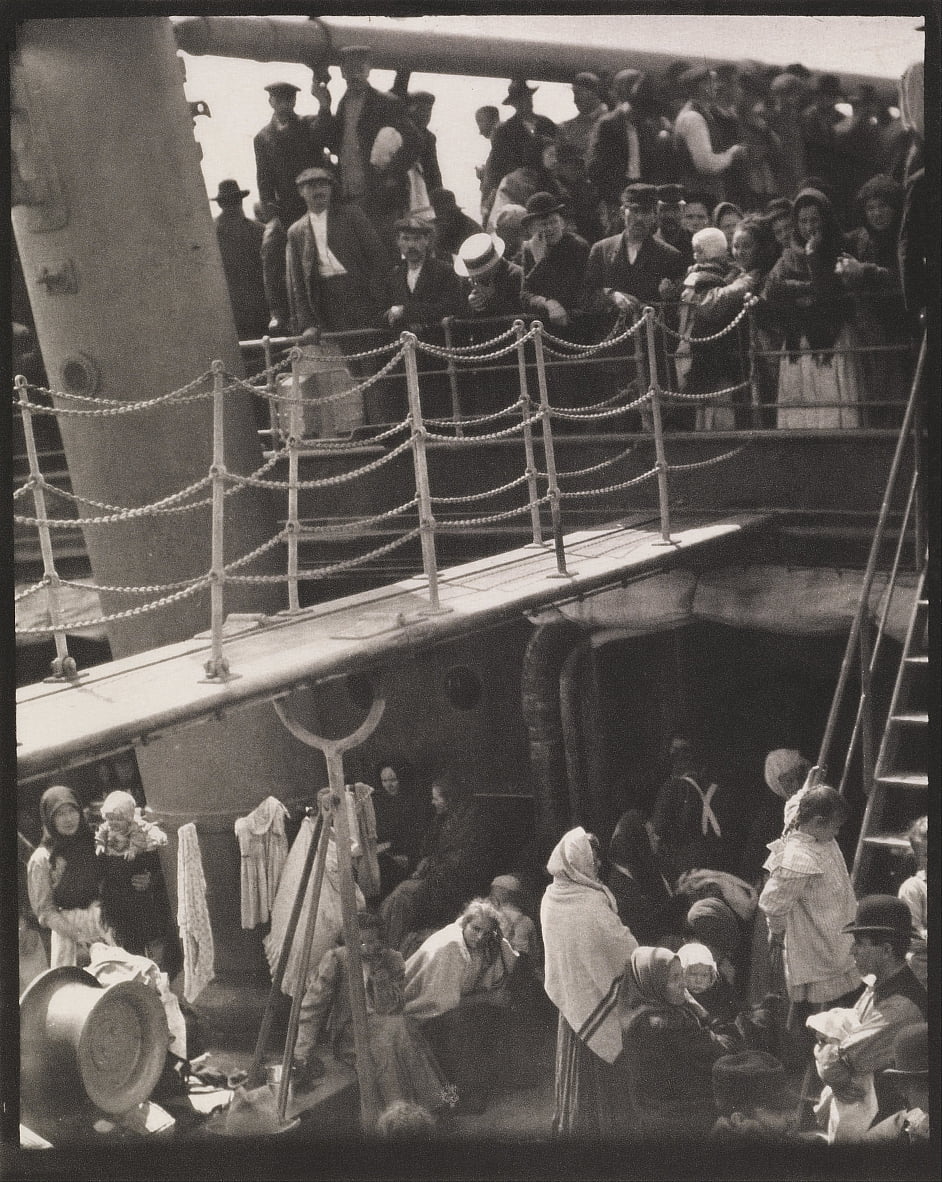 The Steerage - Alfred Stieglitz