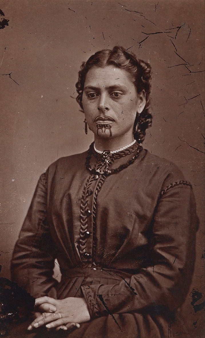 Mme Rabone - American Photographic Company
