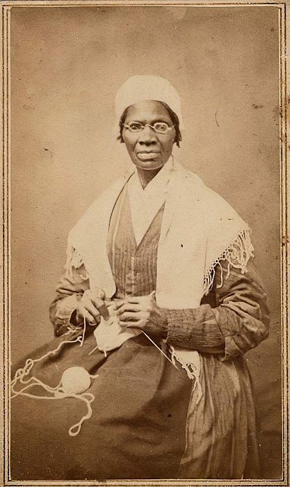 Carte de visite of Sojourner Truth, 1864  - American Photographer