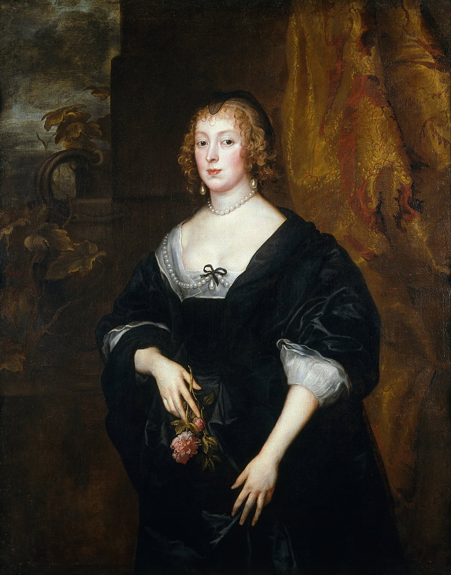 Lady Dacre - Anthony van Dyck