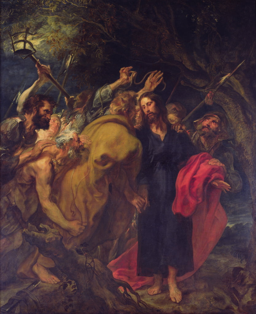 La trahison du Christ - Anthony van Dyck