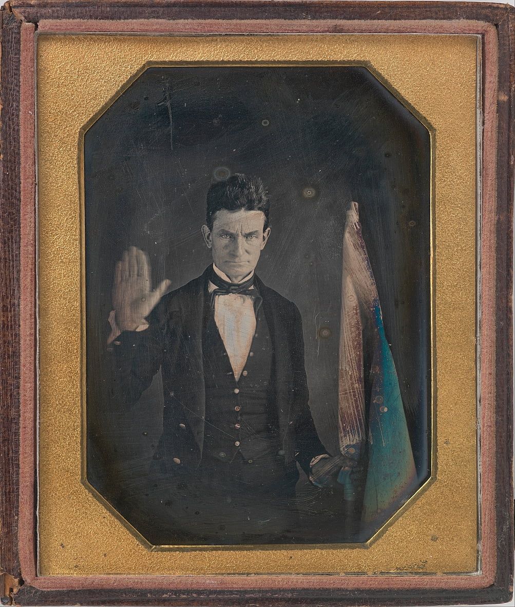 John Brown - Augustus Washington