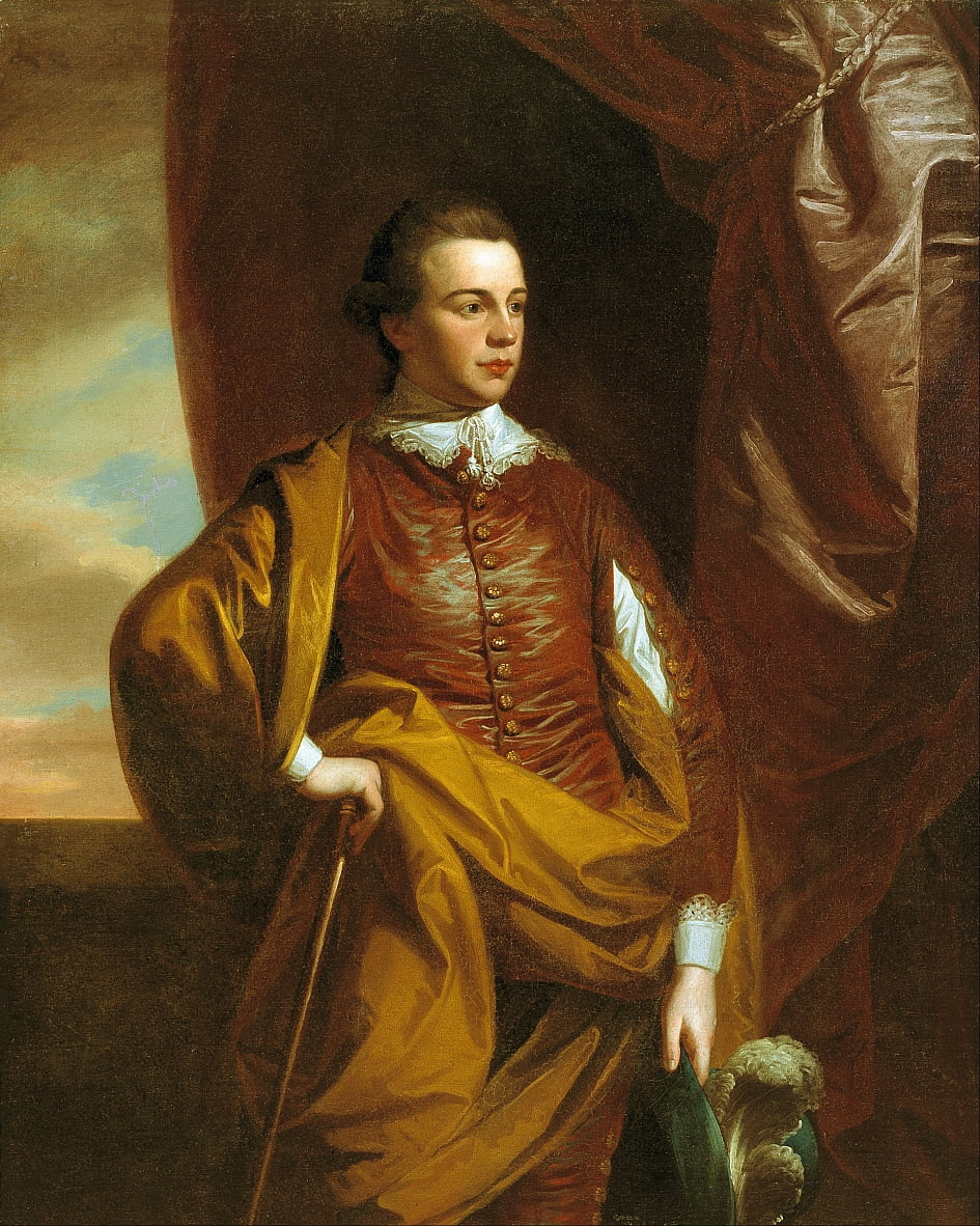 Thomas Middleton de The Oaks - Benjamin West