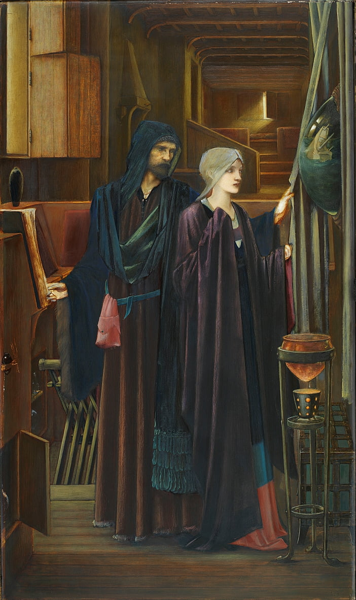 Lassistant - Edward Burne Jones