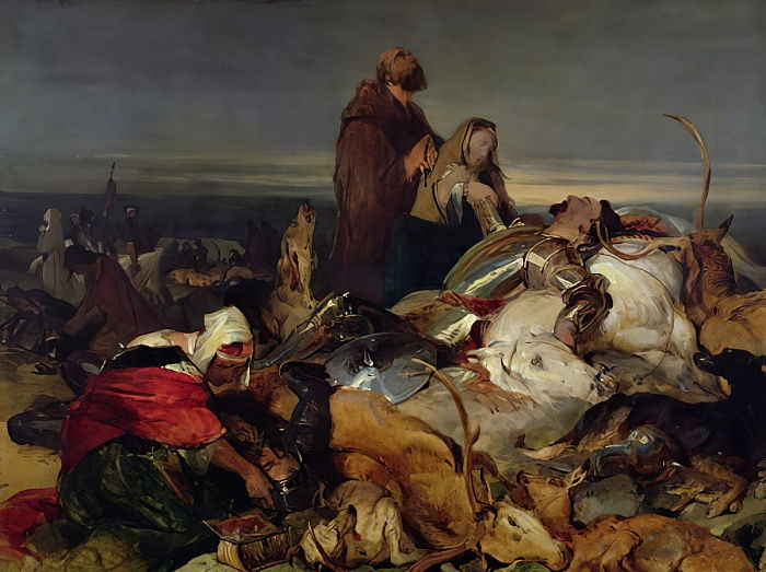 Chevy Chase - Edwin Landseer