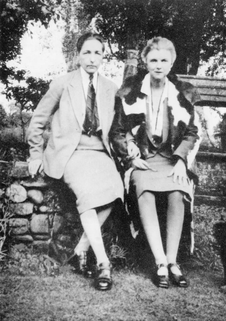 Radclyffe Hall et Una Vincenzo - English Photographer