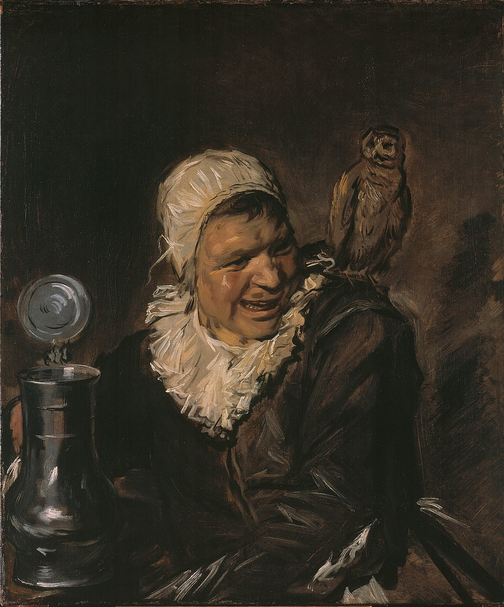 Malle Babbe - Frans Hals