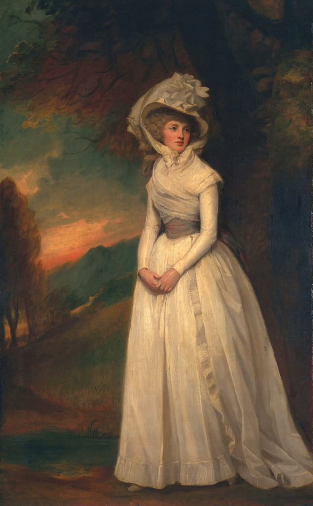 Penelope Lee Acton, 1791 - George Romney