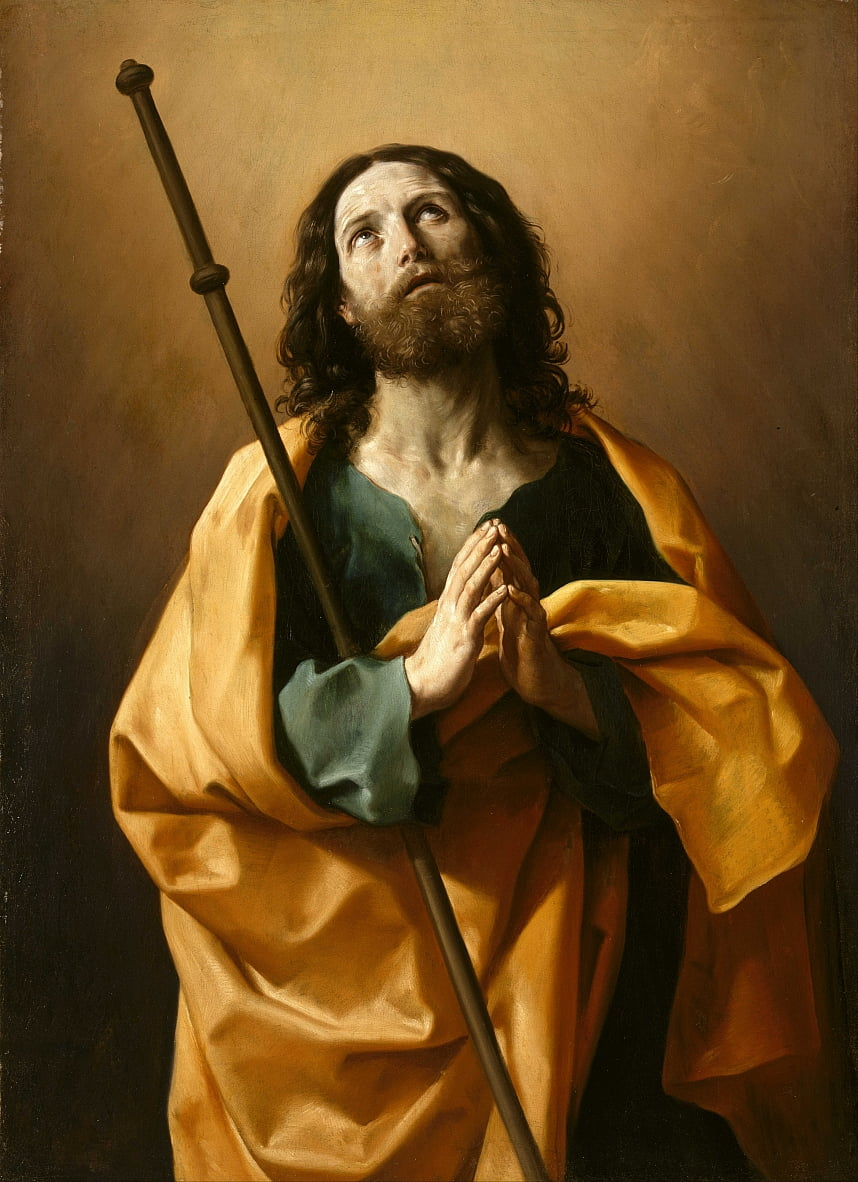Saint Jacques le Grand - Guido Reni