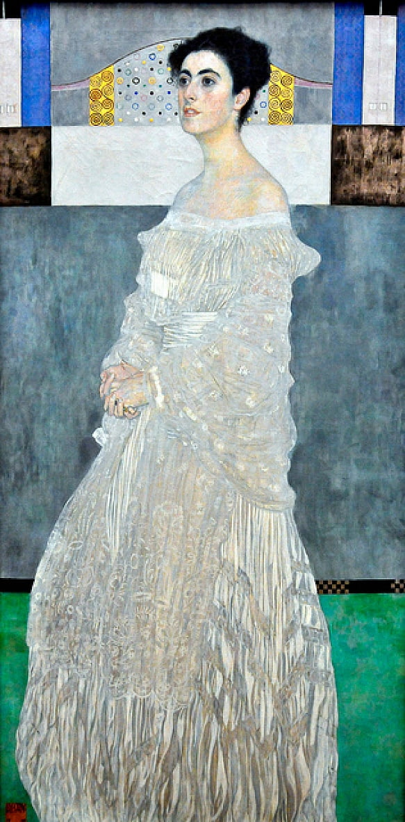 Margaret Stonborough-Wittgenstein - Gustav Klimt