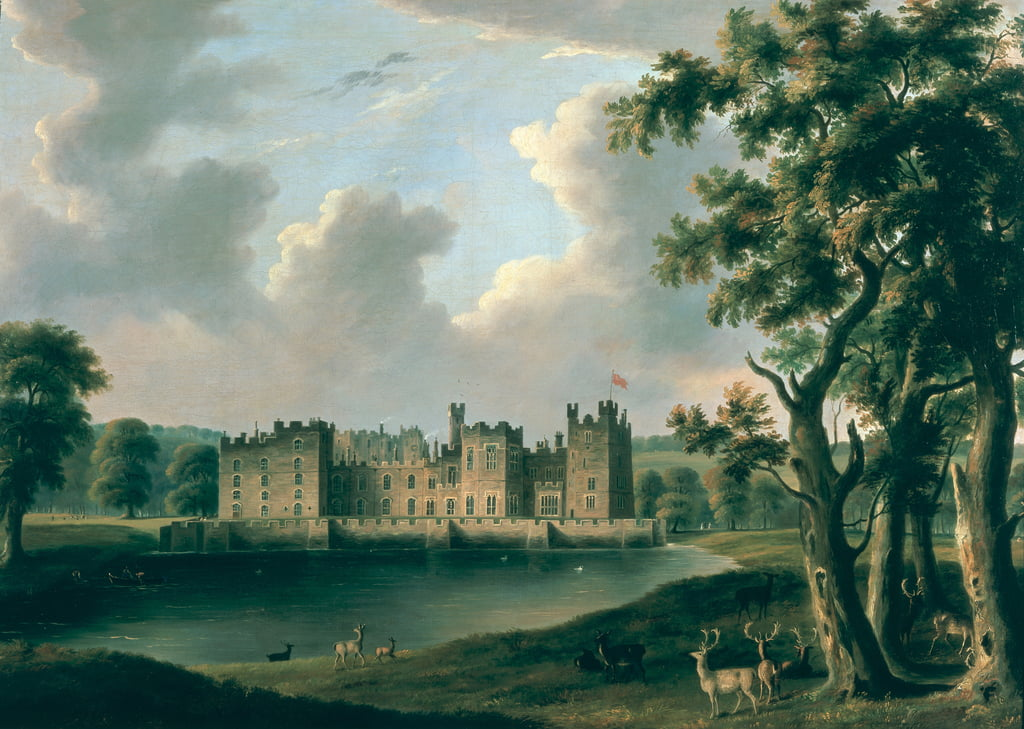 Raby Castle - James Miller