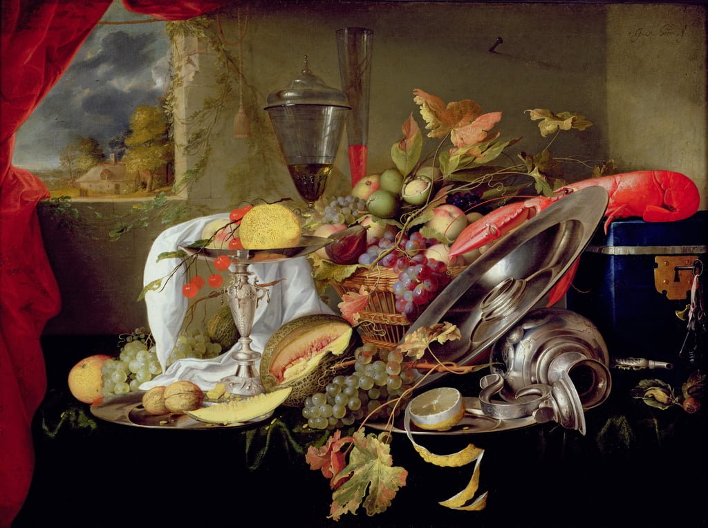 Nature morte - Jan Davidsz de Heem