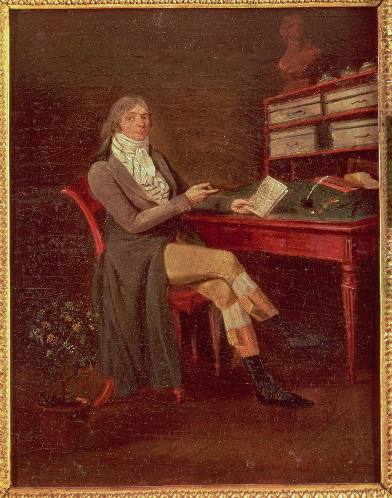 Portrait de Charles Maurice de Talleyrand-Périgor...