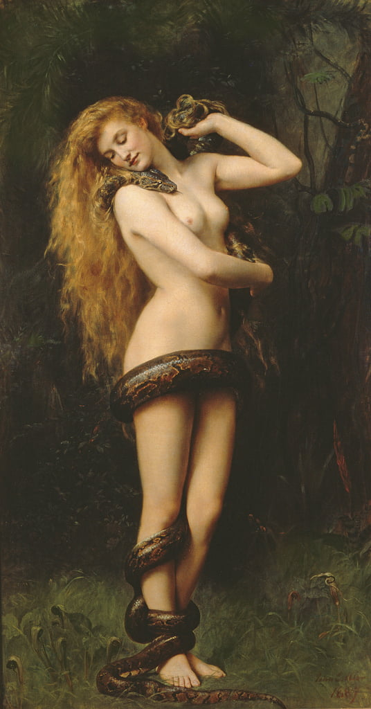 Lilith - John Collier