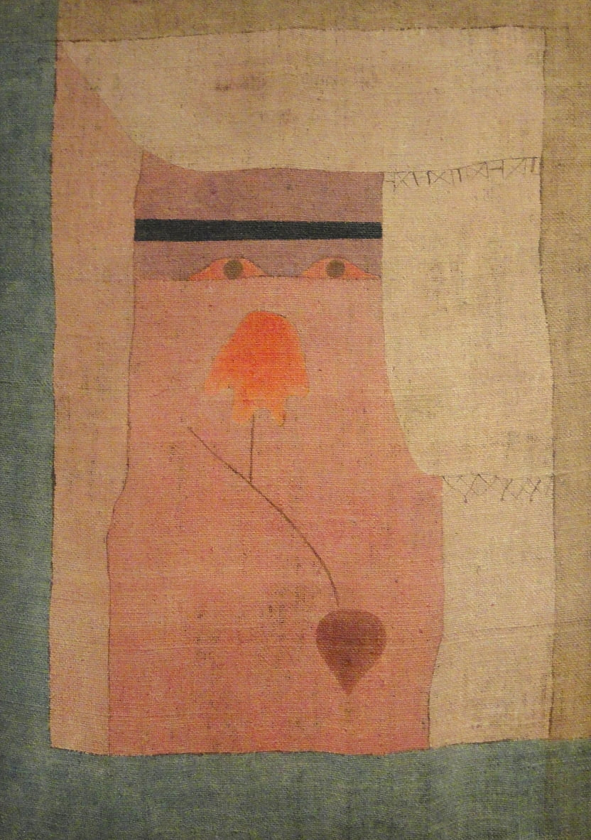 Chanson arabe - Paul Klee