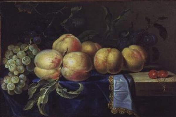 Nature morte de fruits - Paul Liegeois
