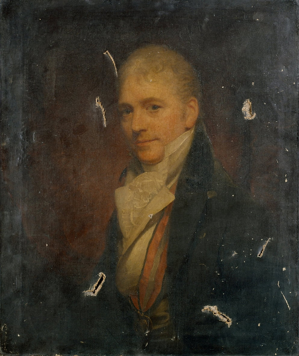 Autoportrait après Beechey - William Beechey