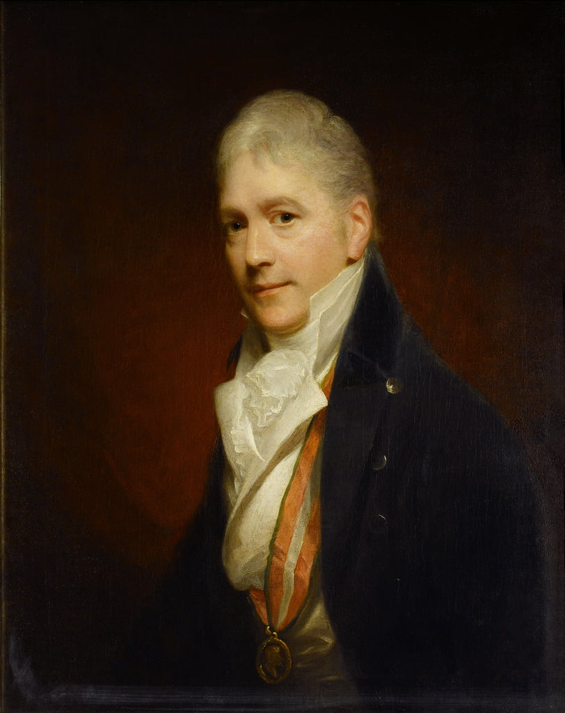 Sir Francis Bourgeois, RA, c.1810  - William Beechey