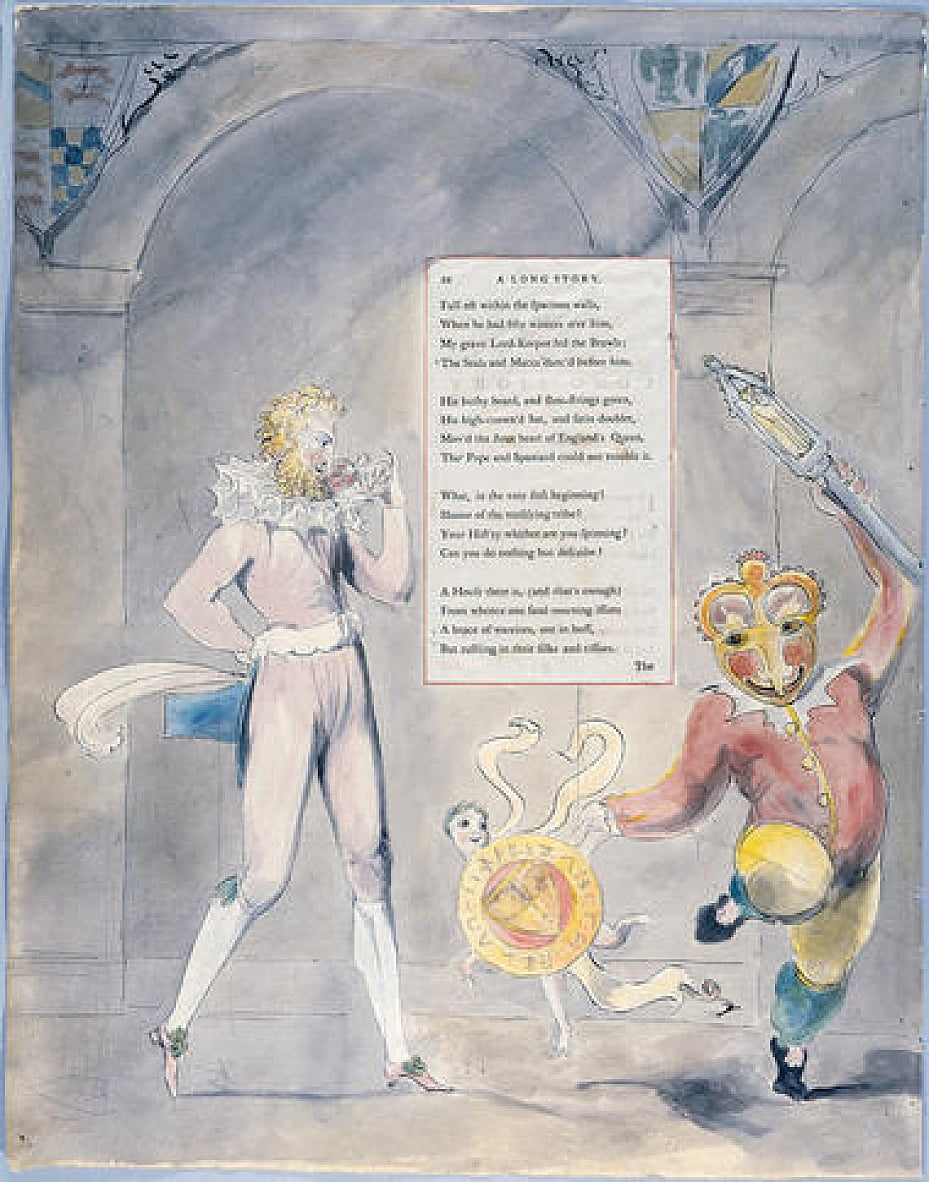 Grays Poems - William Blake