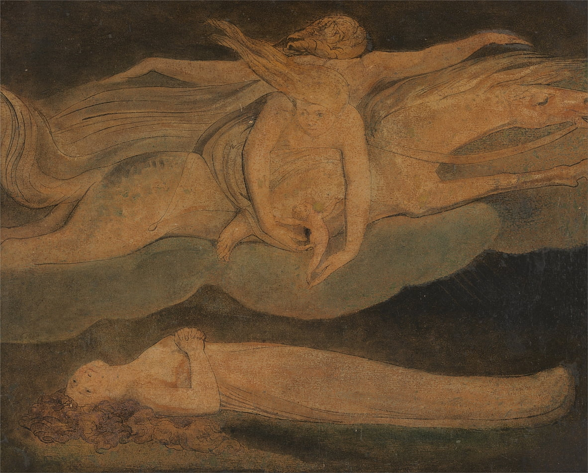 Pitié - William Blake
