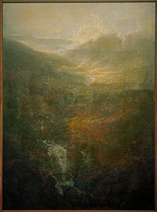 Matin parmi les Coniston Fells, Cumberland - Joseph Mallord William Turner