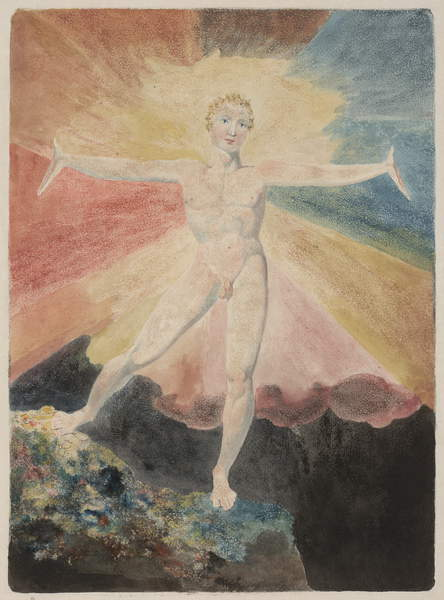 Albion Rose - William Blake